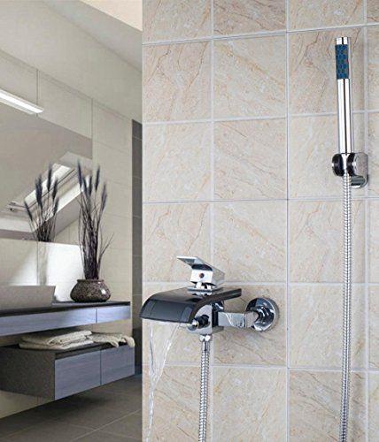 1000 id es sur le th me robinet baignoire sur pinterest for Robinet baignoire mural