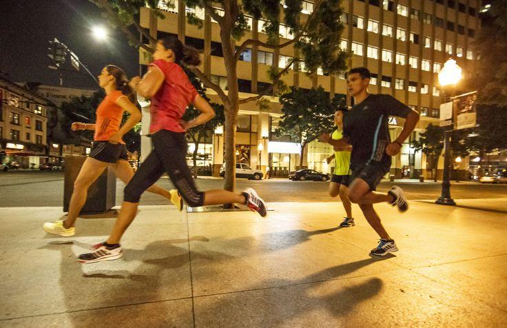 adidas running: il vostro blogger coinvolto nel progetto #Cityrunners