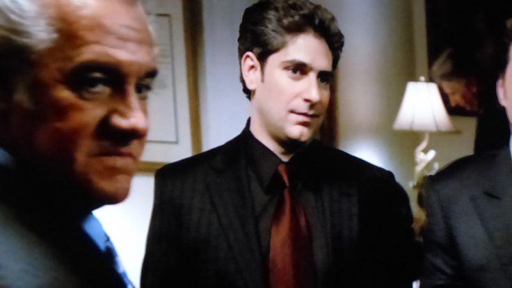 "The Sopranos---Paulie Gualtieri---Paulie Walnuts--Genaro Anthony ""Tony"" Sirico, Jr.---Michael Imperioli"