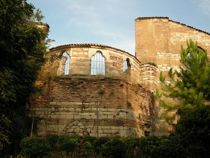 İmrahor Anıtı: Zaman Karşı Direniş