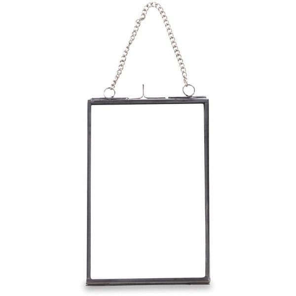 """Nkuku Kiko Glass Photo Frame - Silver - Portrait - 4x6"""" ($20) ❤ liked on Polyvore featuring home, home decor, frames, silver, silver picture frames, handmade home decor, silver home decor, 4x6 picture frames and 4x6 silver picture frames"""