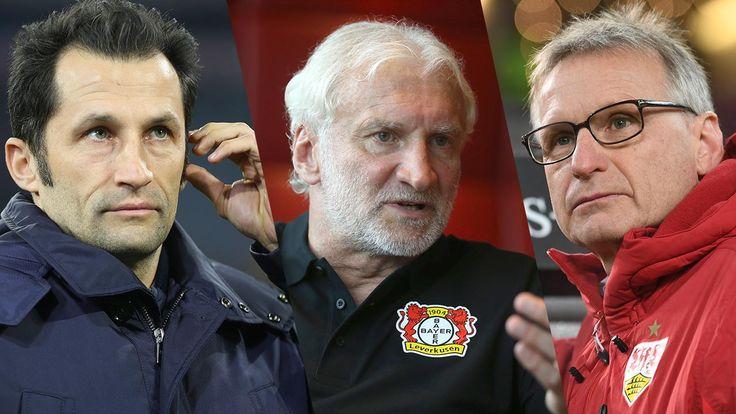 BILD-Leser stimmen ab - Bewerten Sie die Bundesliga-Manager!