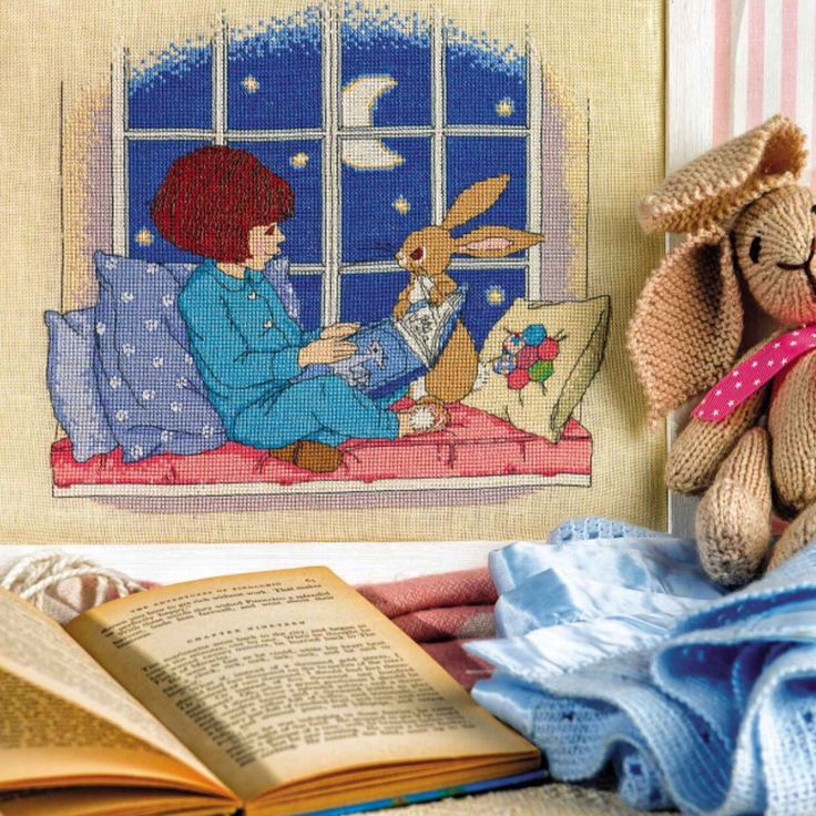 Belle and boo bedtime story