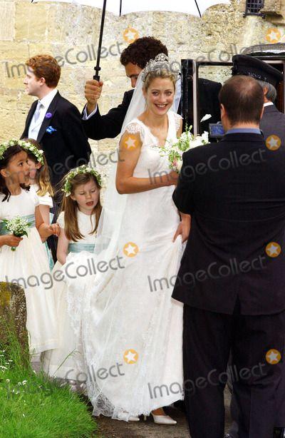 Photo Rose Astor And Hugh Van Cutsem Wedding Of Rose