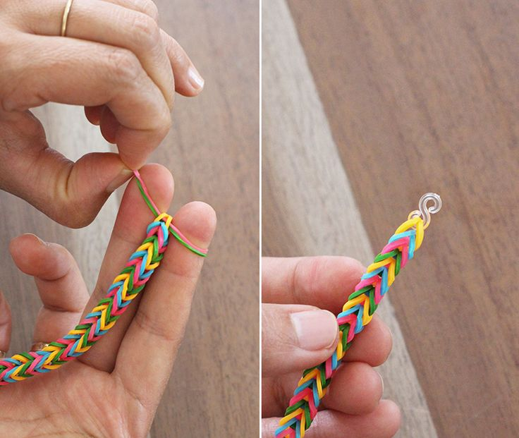 The Duchess of Cambridge might have helped ignite the loom band bracelet craze but credit must be given where credit is due. Kids and teenseverywhere have been whipping up their version of the friendship bracelet for months now. Made from small, colorful rubber bands, these bracelets are meant to