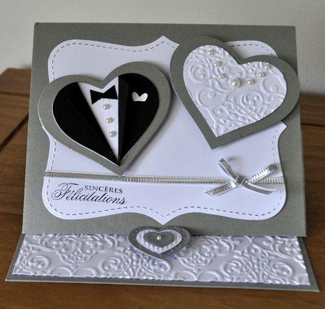 Carte de mariage Plus
