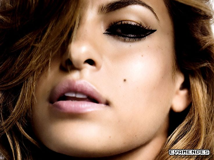 Absolutely.. Positively.. Hands Down.. Crazy, Sexy, Cool. There IS NO LIST without @evamendes on it.