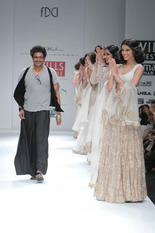 Collection Spotlight – Anand Kabra A/W '11 Great Bridal Options