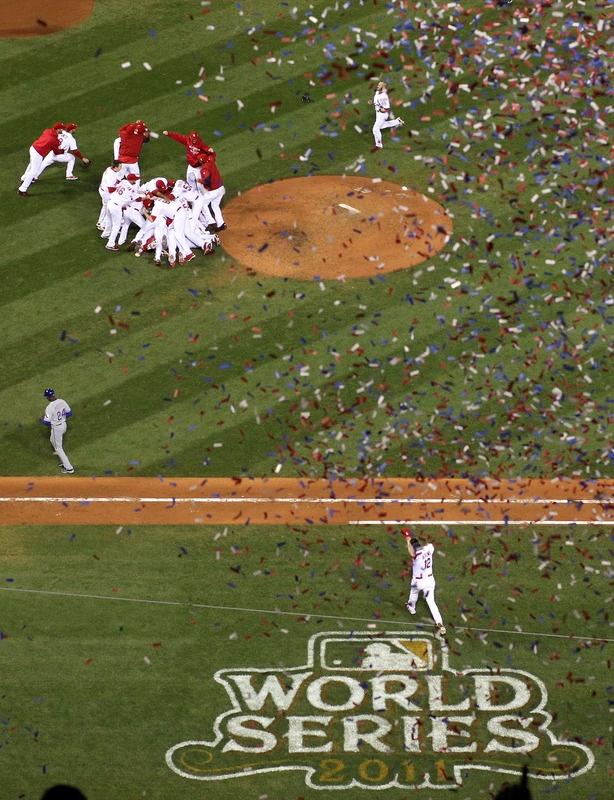 2011 Champs  St. Louis Cardinals