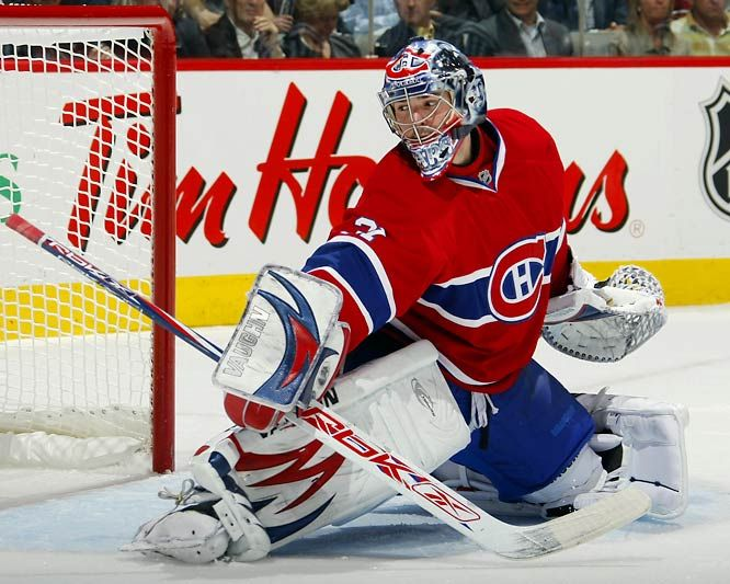 Montreal Canadiens Goaltender - #31 Carey Price