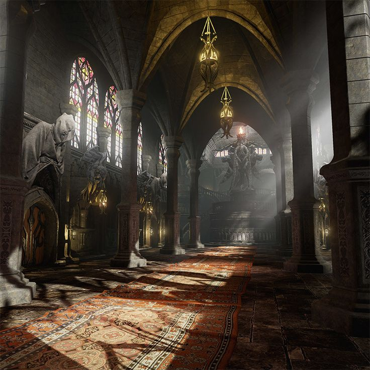 78+ images about 3D Environment on Pinterest | The old ...