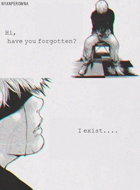 مرحباً هل نسيتني؟؟ لأني ما زلت موجود Tokyo Ghoul