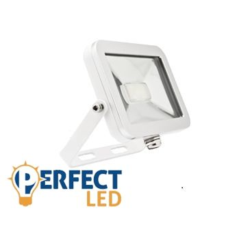10W LED Reflektor, Fényvető Special Design Ultra Vékony IP65 vízálló 4000K természetes fehér