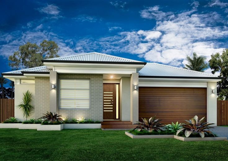 Modern single storey house designs 2016 2017 fashion for New home designs brisbane