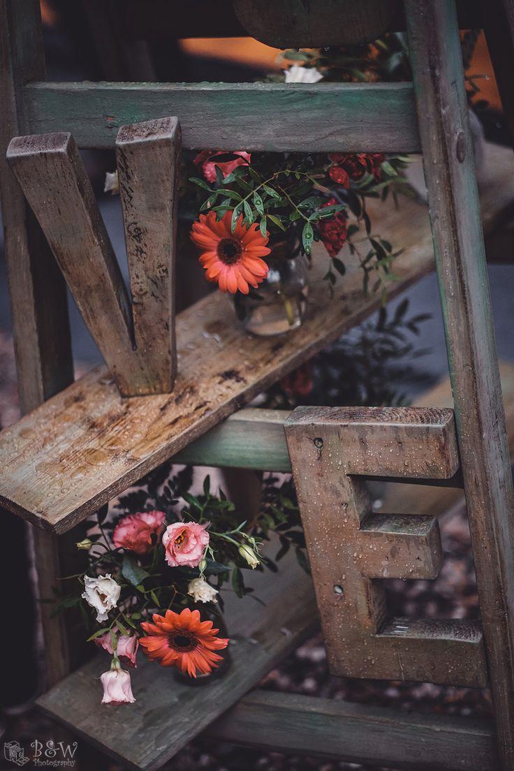 Drewniana drabina || Wooden ladder