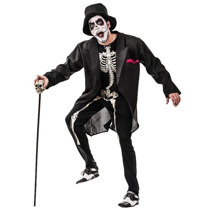 Les 25 meilleures id es de la cat gorie jour des morts sur - Idee deguisement halloween homme ...
