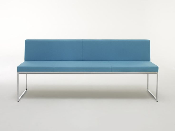 The Modo bench collection can initiate an abundance of design opportunities in virtually any space imaginable. This highly versatile piece is the perfect sta...
