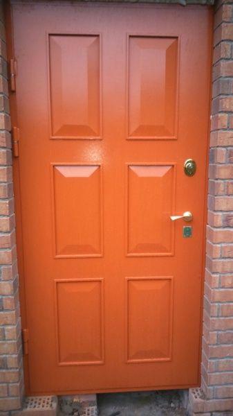 Продам Металлические двери от прозводителя 3