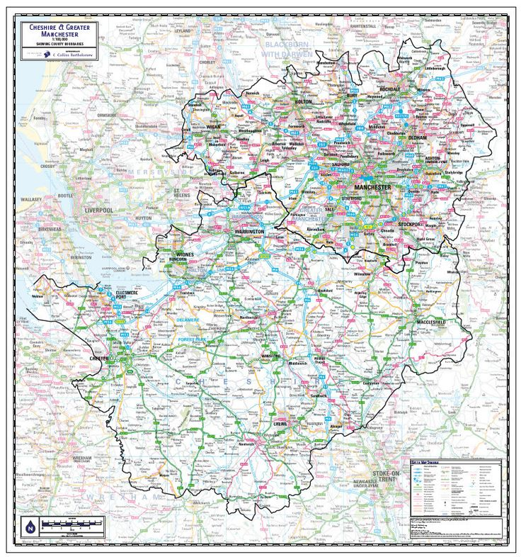 12 best england co maps images on pinterest history british cheshire county map gumiabroncs Choice Image