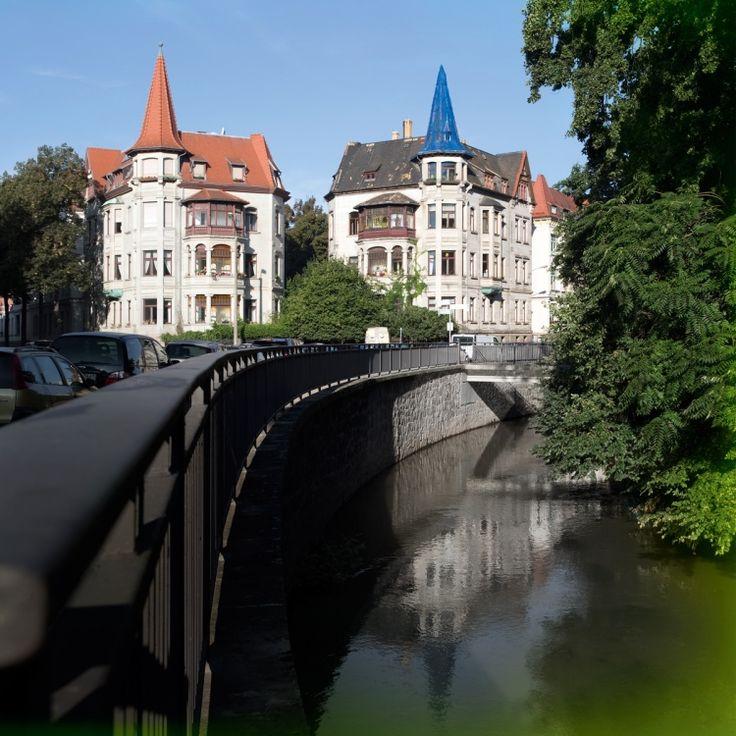 Waldstraßenviertel | Verborgenes Leipzig | Leipzig Tourismus und Marketing GmbH