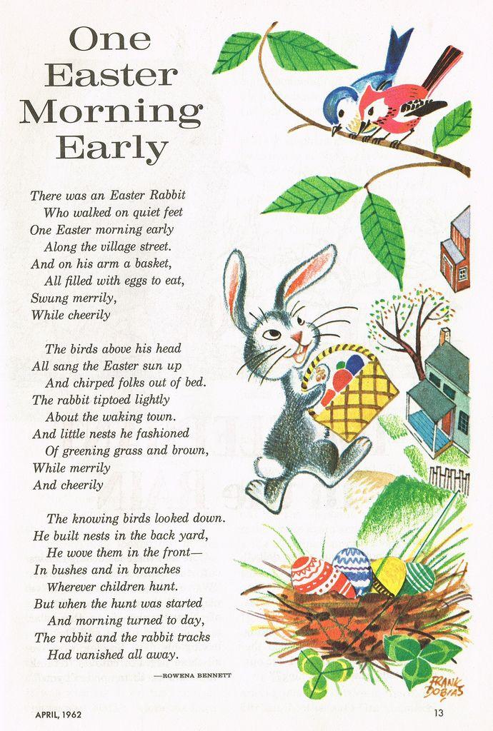 9 best Easter Poems images on Pinterest | Easter crafts ...