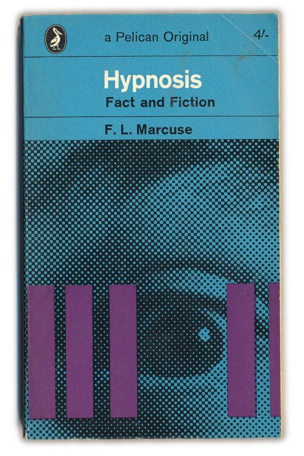1964 Hypnosis, Fact and Fiction - F.L.Marcuse - Pelican Books