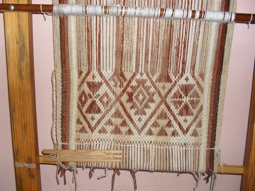 Kultura Mapuche: Antecedentes del Telar Mapuche