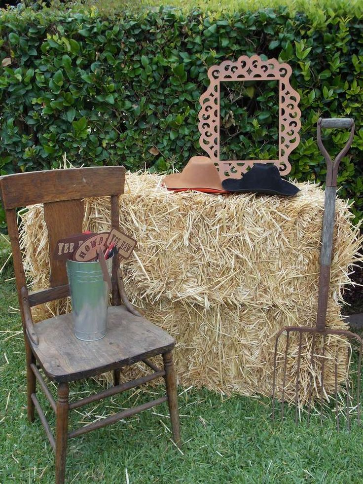 76 best little buckaroo baby shower theme images on for Decoration western country