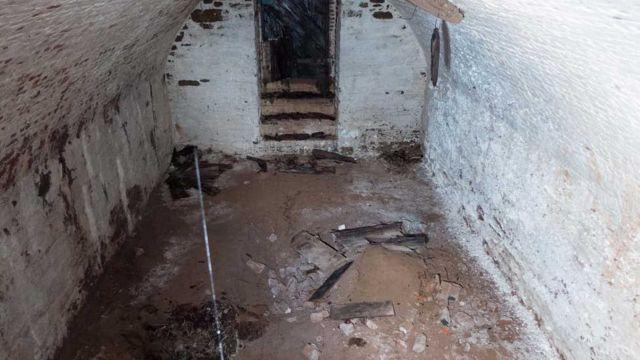 Burial Vault Discovered Near Washington Square Park
