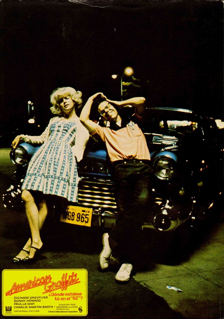 American Graffiti - Directed by George Lucas - 1973