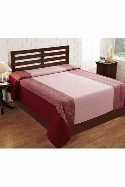 House This Red Moscow #Cotton #Bedcover Set at Just Rs. 1999/- Planeteves.com. Get Best Offers & Discount to All Home Furnishing Set with Various Colour & Degine.  Find Wide Range of Bedcovers with Free Shipping, Pay COD, Easy Return and Refund Policy.