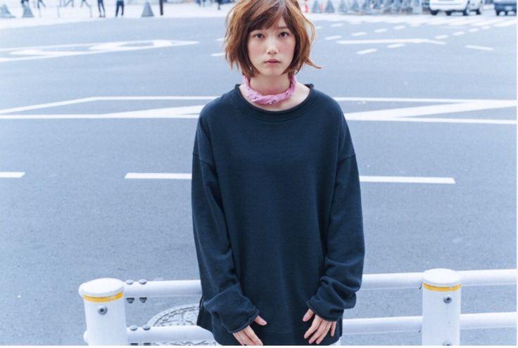 boxcarwaiting:   Tsubasa Honda 本田翼 | MEN'S NONNO... : so help me god