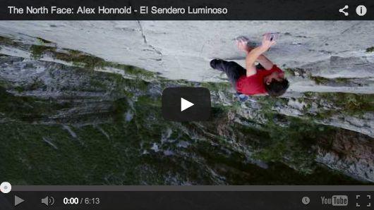 Alex Honnold on Free Soloing Mexico's 2,500-Foot El Sendero Luminoso
