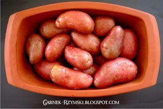 Garnek Rzymski: Pieczone ziemniaki