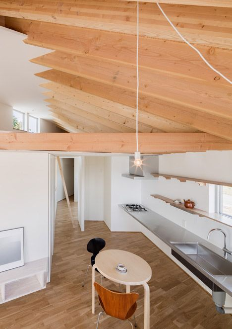 Combined home and barber shop / SNARK and OUVI