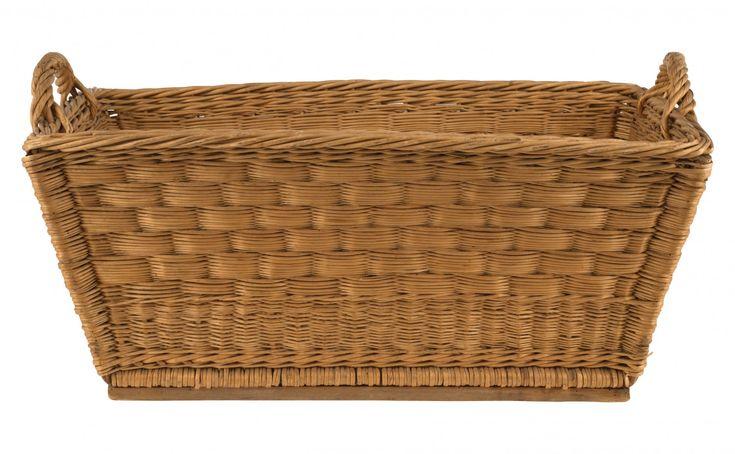 Vintage Wicker Basket | Jayson Home