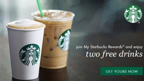 "Starbucks is offering 2 FREE drinks when you sign up for My Starbucks Rewards. Here's how to claim your free drinks: Find this special Starbucks offer on Zulily. Click ""Get Yours Now."" Join My Starbucks Rewards, register a Starbucks Card, …"