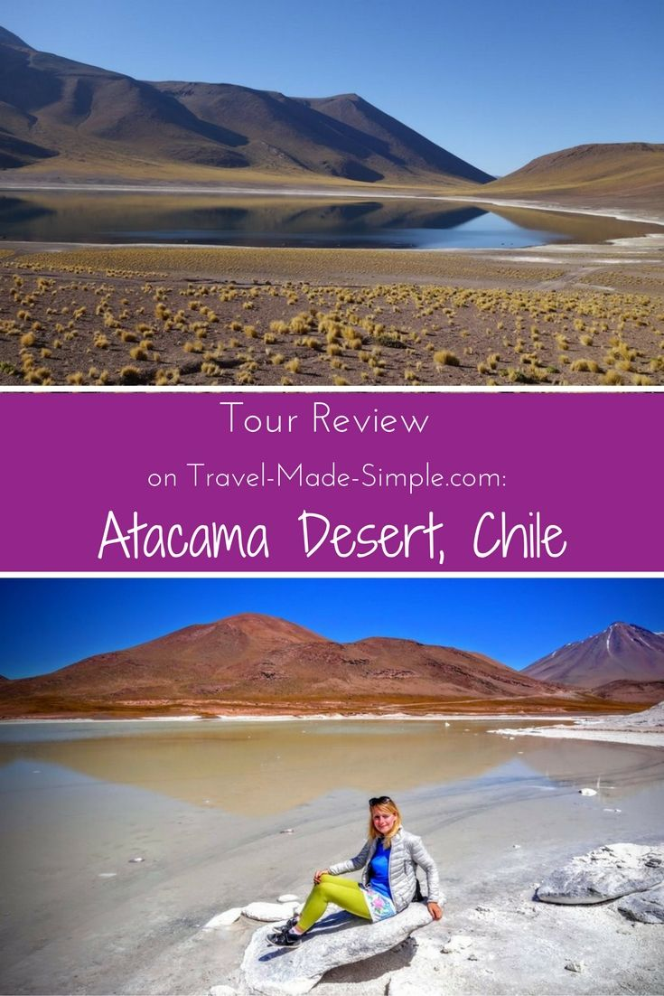 Barbara loves deserts, so she signed up for 3 tours of the Atacama Desert in Chile. Read her Atacama Desert tour review to find out more on what she loved.