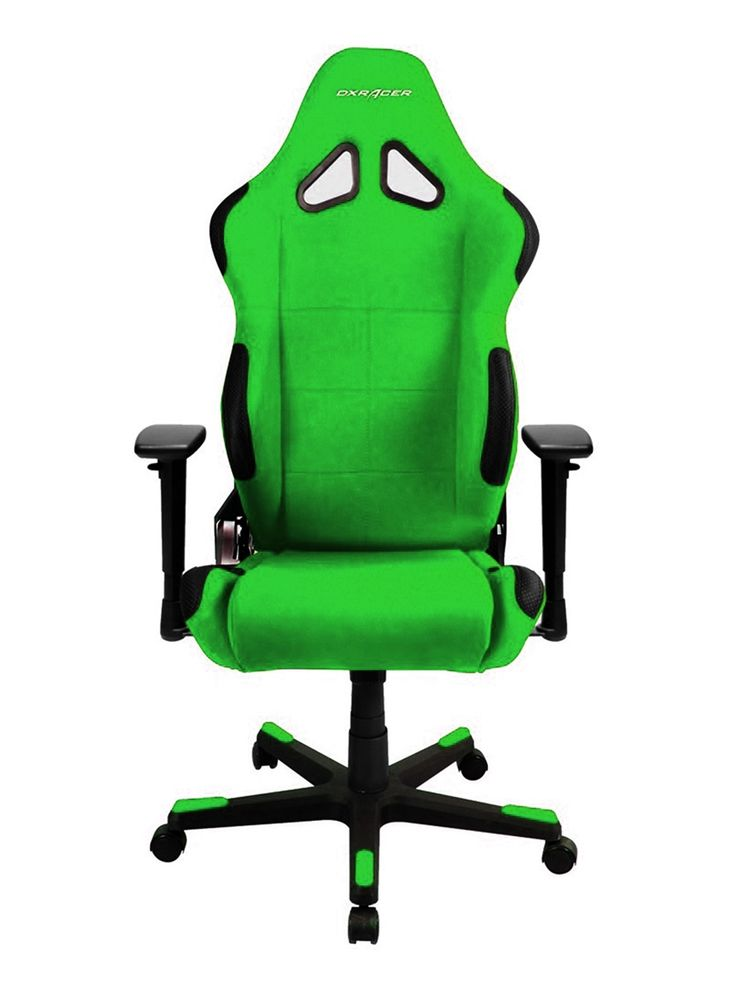 Cadeira DXRacer RC-Series Black/Green (RW01/EN)