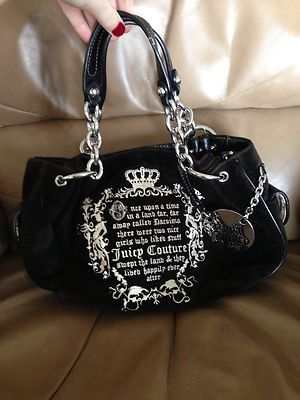 Juicy Couture Purse Fabulous Royal Fantasy | eBay