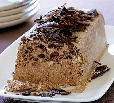 Oreo chocolate semifreddo από τις «Συνταγές Πάνος» !