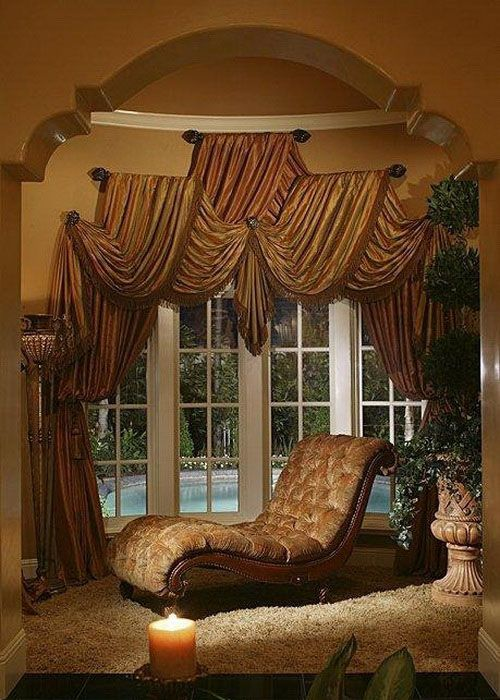 25 best ideas about Elegant Curtains on PinterestGirls bedroom