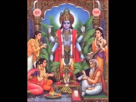 My Favorite one : Aachyutam Keshavam Krishna Damodaram by My Favorite Songer  Vikram Hazra