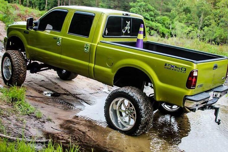 Ford diesel truck | www.dieseltees.com #duramax