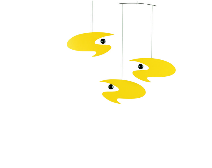 Stella Nova (yellow) by Flensted Mobiles