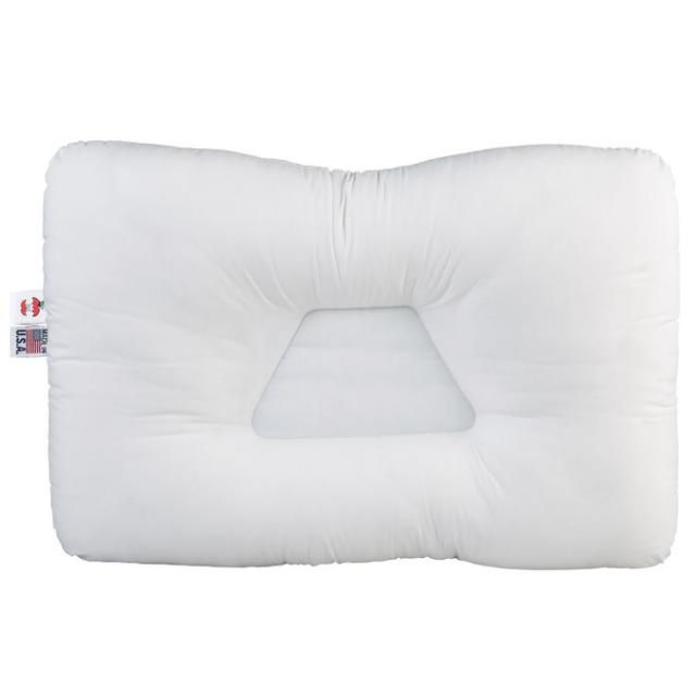 Have A Good Sleeping With This Ergonomic Cervical Pillow For Neck Pain Uxury Sleeping Pillow Provides Therapeutic Rel
