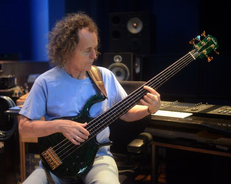 "A VISIONARY BASS WITH AN INTIMATE AND UNLIMITED SOUND: INTERVIEW WITH MARK EGAN - Bass My Fever - Covering all the ""basses"""