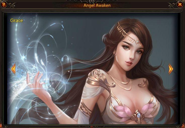 Angel Grace by StealingBabiesBRB.deviantart.com on @DeviantArt