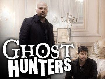 Grant will be missed - Ghost Hunters - Syfy