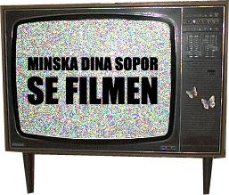 En värld utan sopor - Gjorde en liten GIF-TV